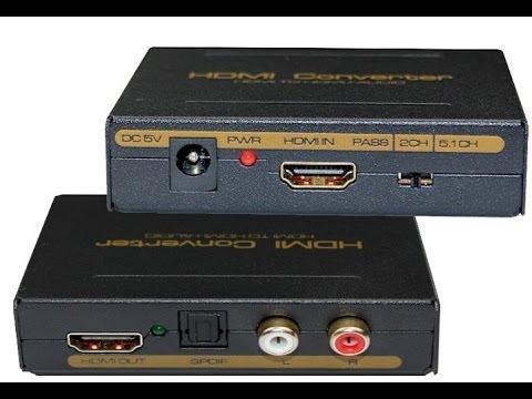 Tutorial - Como ligar seu XBox One (ou PS4) ao seu Home Theater usando um cabo RCA