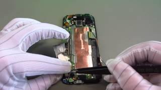HTC One M8 nasıl sökülür?