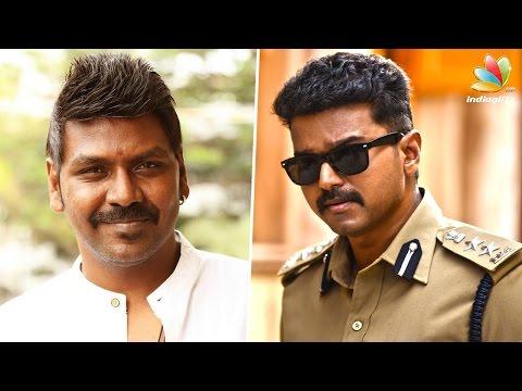 Raghava Lawrence thanks his Nanban Vijay from his heart | Theri Movie | Hot Tamil Cinema News