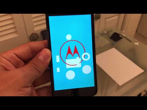 How to unlock the Verizon Prepaid Moto E4