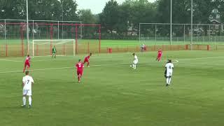 Otman Benhaddou Football Highlights in the Netherlands 2018