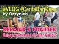 """#VLOG #CeritaDariDesa By Ozzynich """"Belajar & Praktek Bangun Sekat Kanal Di Lahan Gambut"""""""
