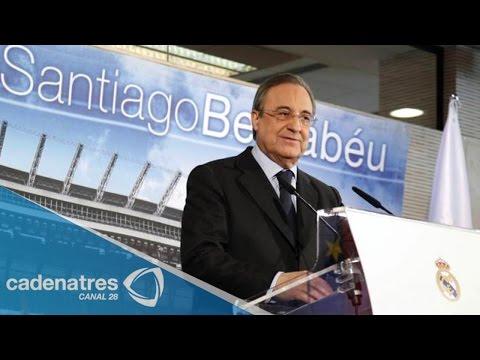 Real Madrid: Florentino Pérez ratifica confianza a Carlo Ancelotti