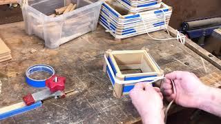 Miter Box Glue-up