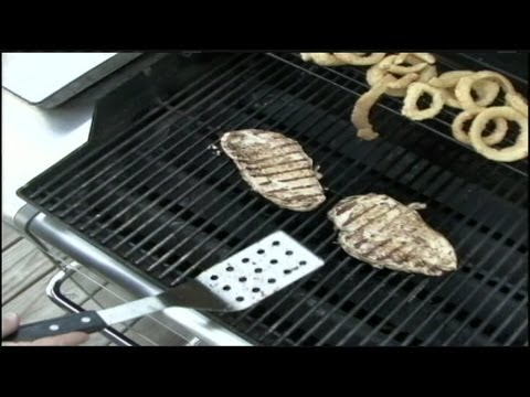 Nancy Dell: Grilling food health risks; High-protein diet