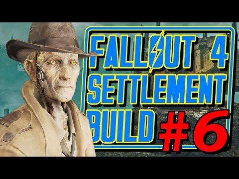 FAR HARBOR DLC (Fallout 4 Settlement Building - Part 6)