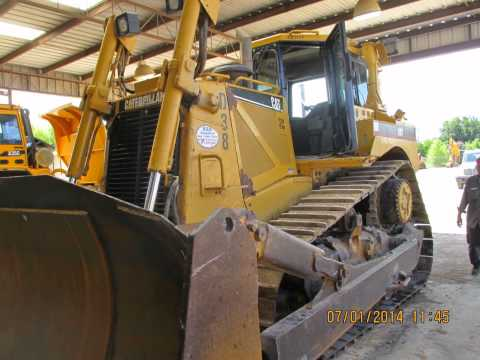 Caterpillar Heavy Construction Equipment Bulldozers
