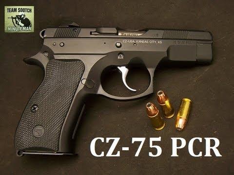 CZ -75 Compact PCR 9mm Pistol