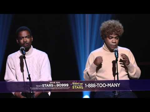 Paul Simon, Chris Rock, Tracy Morgan - Scarborough Fair And Gin And Juice - Night Of Too Many Stars video