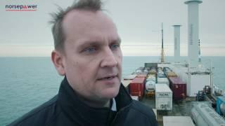 Norsepower Rotor Sail Solution - long presentation video