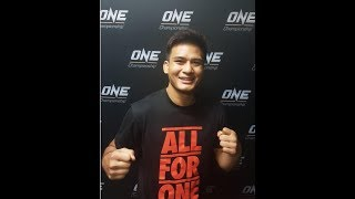 Shannon Wiratchai Post Fight Interview At ONE Championship: Iron Will