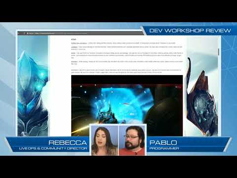 Developer Workshop Review