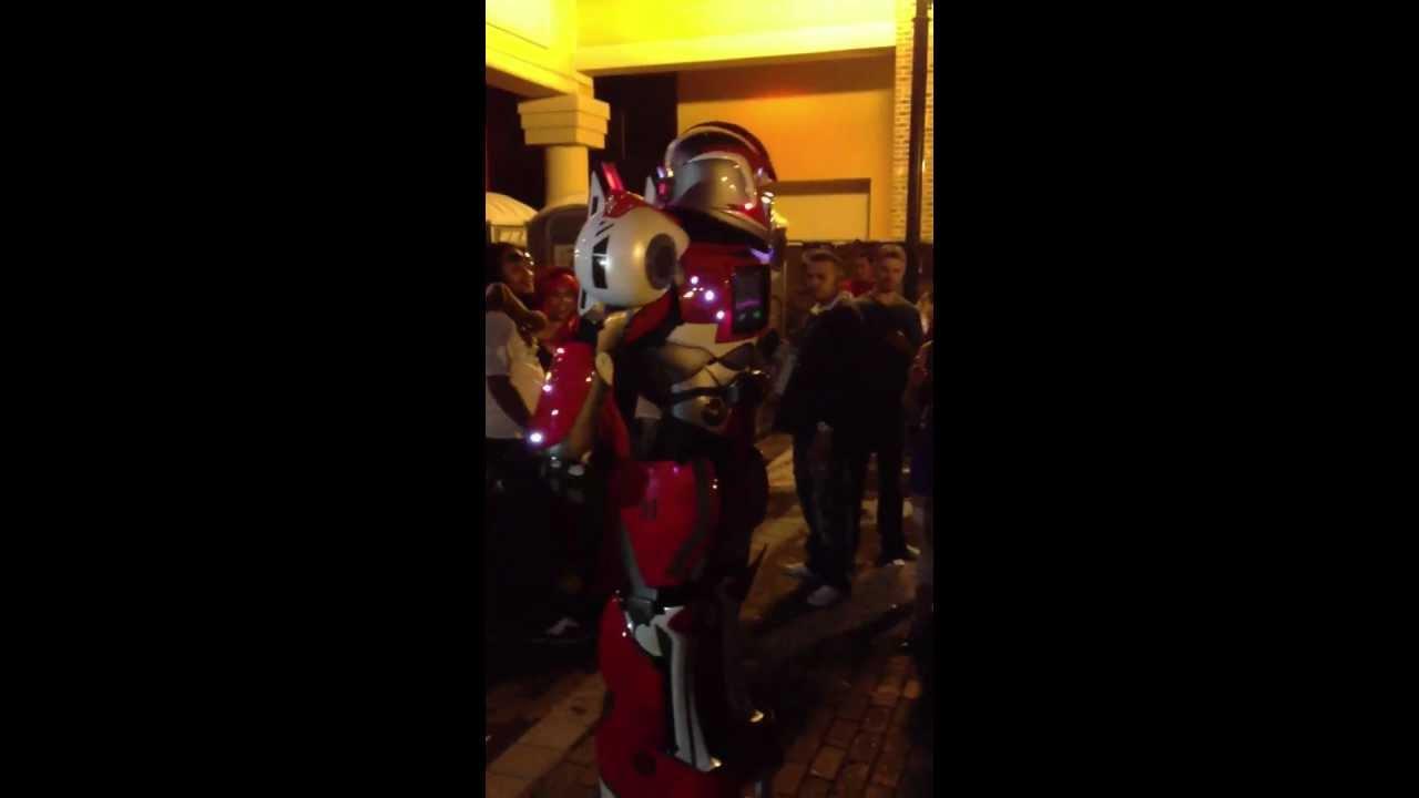 Halloween In Downtown Orlando