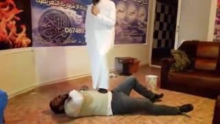 معركة قوية مع شيطان مارد الموكل بسحرالتمريض وهزيمته الراقي المغربي 00212674893479