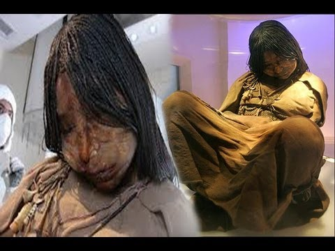 Girl Is Frozen For  500 Years Looks Alive video