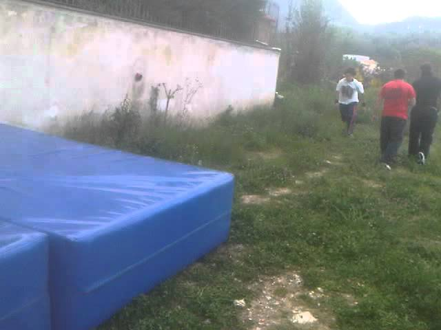 cats'flow parkour avellino (training)