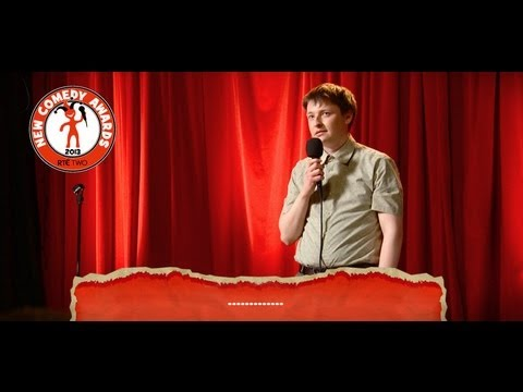 RT Two New Comedy Awards | Sean Nolan