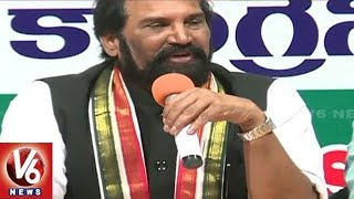 TPCC Chief Uttam Kumar Reddy Speaks On No Confidence Motion in Parliament