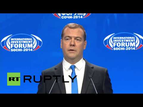 Russia: Medvedev heeds return of trade tariffs with Ukraine