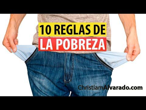 10 Reglas que te Están Llevando a la Pobreza. Cuidado!