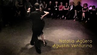 Natalia y Agustin at Milonga Only - Royal Opening