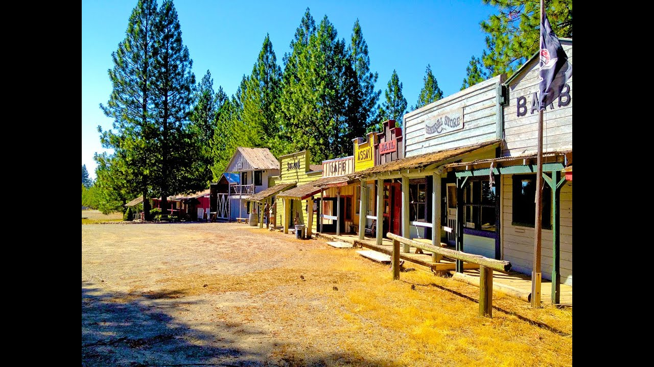 Ghost Mountain RV Campground - Colorado River Adventures ...