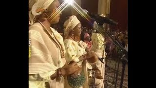 Yoruba Folk dance and music