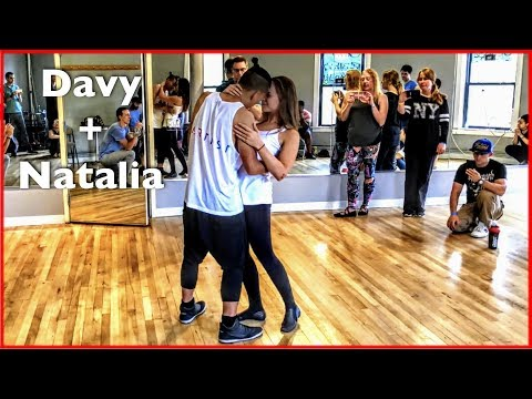 Can You Feel The Love Tonight (Acoustic Cover) Brazilian Zouk Dance by Davy Badian & Natalia Bonafin