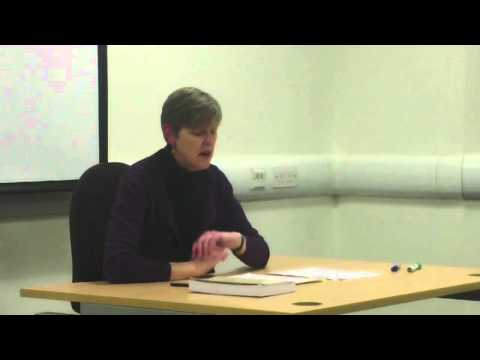 Professor Rosemary Hunter: The Feminist Judgements Project, SOAS, University of London