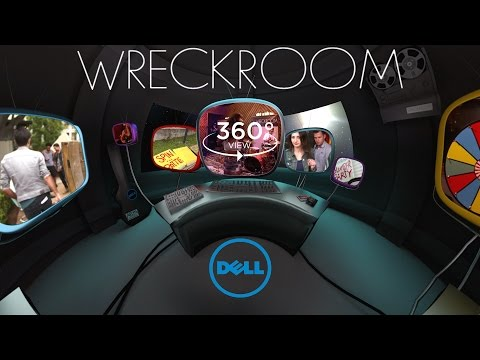 Wreckroom Records 360 Experience Powered by Dell
