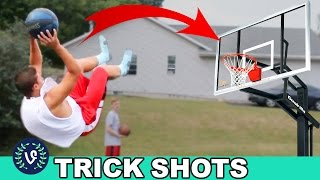 Epic Basketball Trick Shots Compilation - Funny Vines 2018