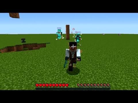 Minecraft:Прохождение карты с Мистиком и Лаггером | ОНИ ХОТЯТ МЕНЯ УБИТЬ :D