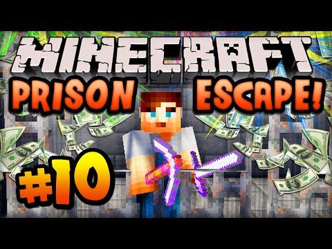 Minecraft PRISON ESCAPE Episode #10 w Ali A EXTRA LONG VID