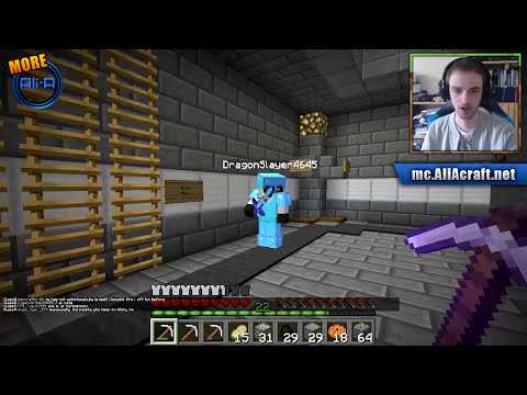 Minecraft PRISON ESCAPE - Episode #10 w/ Ali-A! -
