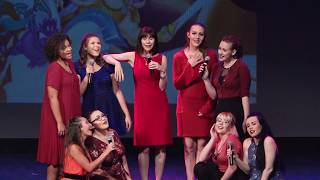 I Won't Say (I'm in Love) sung by Susan Egan & SSHS Performing Arts Students & Alumni.