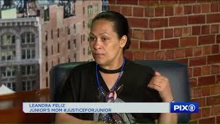 Mother of `Junior` Guzman-Feliz on her son`s legacy