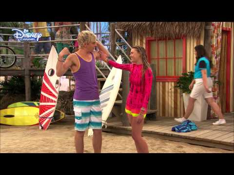 Austin & Ally - Fashion Shows & First Impressions - Austin & Piper - Disney Channel UK HD