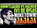 PrinceJairo vs Hacker - 1vs1 de Puro Cachondeo    Daviidd97HD