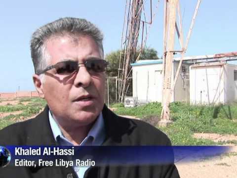 Free Benghazi radio takes over eastern Libya airwaves