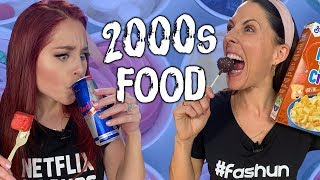Foods that were NEW in the 2000s! (Cheat Day)
