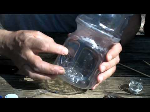 How To Make A Bird Feeder From Plastic Bottles