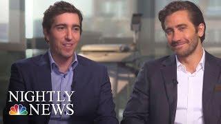 Download Boston Strong: Jeff Bauman's Incredible Story | NBC Nightly News 3Gp Mp4