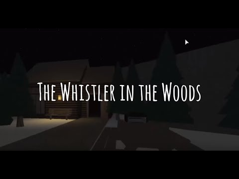The Whistler in the Woods | A Roblox Bloxburg short horror film