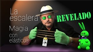 "SUPER TUTORIAL de Magia: ""La Escalera"" REVELADO (Super Magic Tutorial: ""Stairway"" REVEALED)"