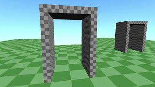 Non-Euclidean Worlds Engine