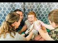 EMOTIONAL HOME BIRTH OF OUR SURPRISE BABY! MP3