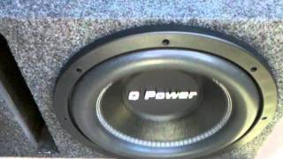 Q Power/JVC Demo