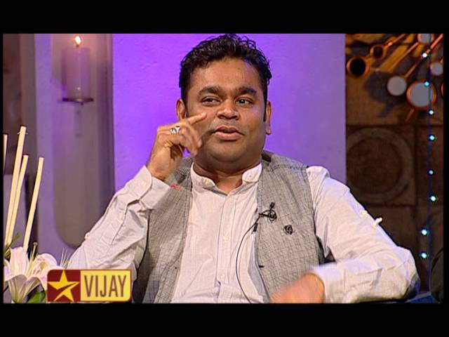 Koffee with DD - AR Rahman,Dulquar Salman and Manirathnam | Promo 1