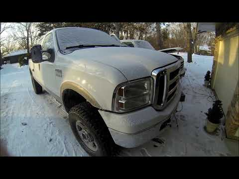 ford 6 0 powerstroke diesel cold start problem running rough missing. Cars Review. Best American Auto & Cars Review