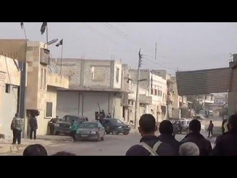 Syria rebels launch fierce attack on al Qaeda fighters